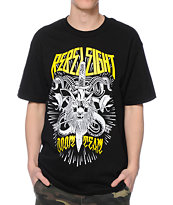 REBEL8 Doom Team Black Tee Shirt