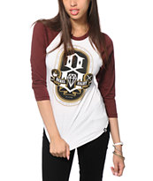 REBEL8 Know Your Rights Baseball Tee