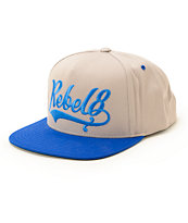 REBEL8 Lefty Snapback Hat