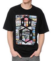 REBEL8 Legend Black T-Shirt