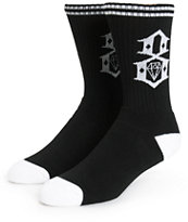REBEL8 Logo Crew Socks