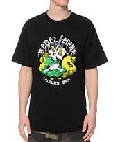 REBEL8 Luxury Tax Black T-Shirt
