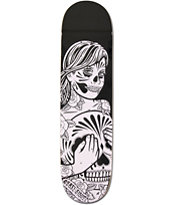 REBEL8 Muerte 8.0 Skateboard Deck