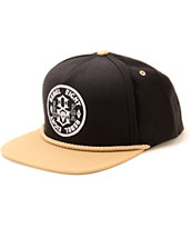 REBEL8 Odds Badge Snapback Hat