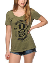 REBEL8 Olive T-Shirt