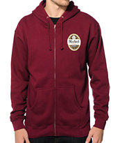 REBEL8 Original Zip Up Hoodie