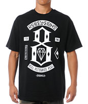 REBEL8 Originals Black Tee Shirt