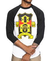 REBEL8 R8FC Baseball Tee Shirt