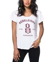 REBEL8 Read The Label T-Shirt