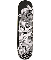 REBEL8 Rosie 8.0 Skateboard Deck