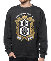REBEL8 Still Lower Class Crew Neck Sweatshirt
