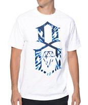 REBEL8 Tie Dye Logo T-Shirt