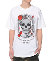REBEL8 x W.G.A.C.A White T-Shirt