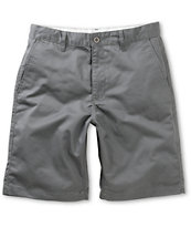 RVCA Americana Grey Chino Shorts