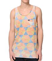 RVCA Barry Pocket Tank Top