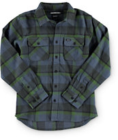 RVCA Boys Telltale Flannel Shirt