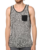 RVCA Brooks Pocket Tank Top