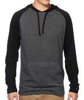 RVCA Castro Hooded Shirt