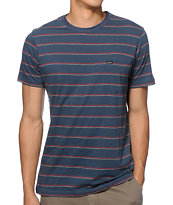 RVCA Greaser Pocket Tee Shirt