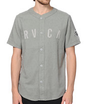 RVCA Strikeout Baseball Jersey