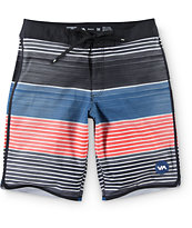 "RVCA Sunday Stripe 21"" Board Shorts"
