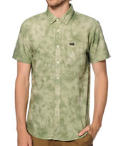 RVCA That'll Do Tie Dye Button Up Shirt