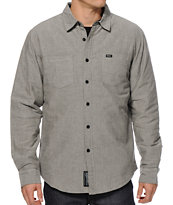 RVCA Thicky Insulated Long Sleeve Button Up Shirt