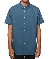 RVCA Transistor Button Up Shirt