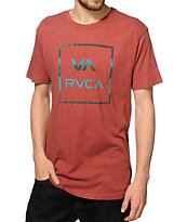 RVCA VA All The Way Stripe T-Shirt