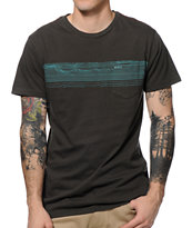 RVCA Waves Pocket Tee Shirt