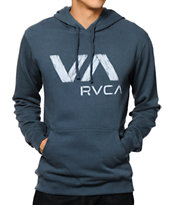 RVCA Wooden Hoodie