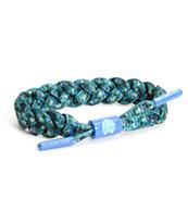 Rastaclat Emerald Peacock Bracelet