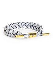 Rastaclat Light Heather & Gold Bracelet