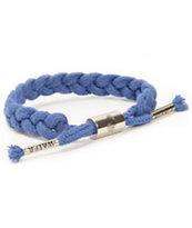Rastaclat x People Water Navy Rope Bracelet