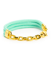 Rastaclat x Snoop Lion Mint Green Bracelet