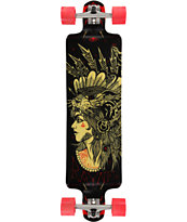 "Rayne Nemesis 39"" Drop Through Longboard Complete"