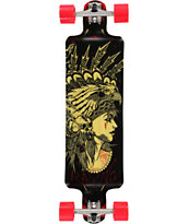 "Rayne Reaper 37.5"" Drop Through Longboard Complete"