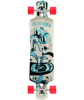 "Rayne Vendetta 40"" Drop Through Longboard Complete"