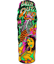Real Aultz Psycho Awesome 9.9 Skateboard Deck