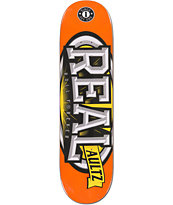 Real Aultz Stacked 8.25 Skateboard Deck