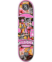 Real Brock Bakers Dozen Low Pro II 8.38 Skateboard Deck