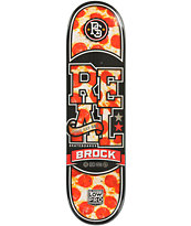 Real Brock Hot N Ready 8.4 Skateboard Deck