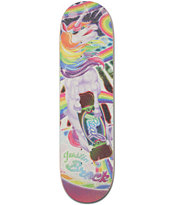 Real Brock Sparkle Motion 8.29 Skateboard Deck