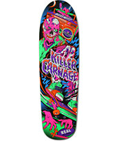 Real Busenitz Psycho Awesome 8.5 Skateboard Deck