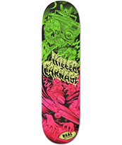 Real Busenitz Psycho Block 8.25 Skateboard Deck