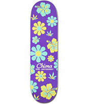 Real Chima Chill Times 8.38 Skateboard Deck