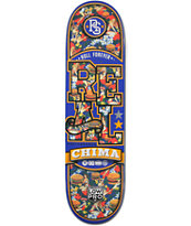 Real Chima Ferguson Birds Of Paradise 8.38 Skateboard Deck