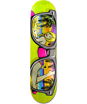 Real Chima In Reflective 8.18 Skateboard Deck
