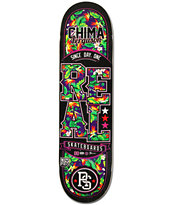 Real Chima Low Pro 8.38 Skateboard Deck