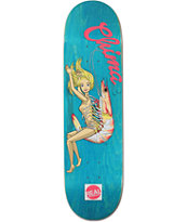"Real Chima Skewered 8.5"" Skateboard Deck"